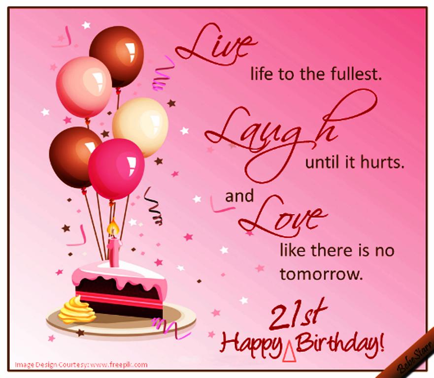 Sexy type birthday card